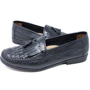 Giorgio Brutini Le Glove Leather Tassel Loafers